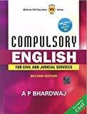 Compulsory English for Civil and Judicial Services by A P Bhardwaj