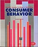 Consumer Behavior by David Loudon