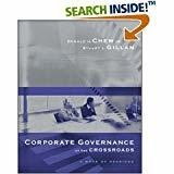 Corporate Governance At The Crossroads by Donald H Chew