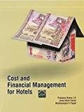 Cost and Financial Management for Hotels by Prasanna Kumar J.P