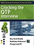 Cracking the QTP Interview by Siva Koti Reddy