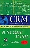 CRM at the Speed of Light Fourth Edition by Paul Greenberg