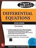 Differential Equations Schaums Outline Series 3e by Richard Bronson