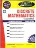 Discrete Mathematics Special Indian Edition Schaums Outline Series by Lipschutz