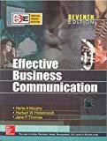 Effective Business Communication - SIE by Herta Murphy