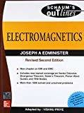 Electromagnetics Schaums Outline Series by Joseph Edminister