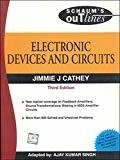 Electronic Devices and Circuits SIE by Jimmie Cathey