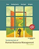 Fundamentals of Human Resource Management by Raymond Noe