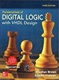 Fundamentals of Digital Logic with VHDL Design with CD - Rom by Stephen Brown