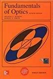 Fundamentals of Optics by Francis Jenkins