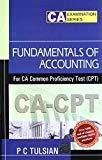 Fundamentals of Accounting for CA Common proficiency TestCPT by Tulsian Tulsian