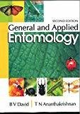 General and Applied Entomology by B David