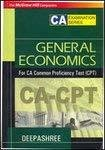 General Economics for Ca Common Proficiency Test Cpt by Deepashree