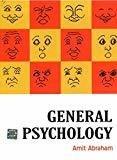 General Psychology by Amit Abraham