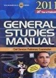 General Studies Manual 2011 2011 by Tara Chand