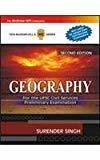 Geography For The Upsc Civil Services Preliminary Examination by Surendra Singh