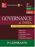 Governance in India by M. Laxmikanth