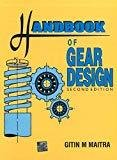 Handbook of Gear Design by Gitin Maitra