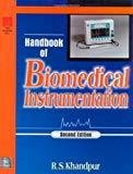 Hb of Biomedical Instrumentation by R S Khandpur