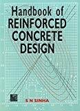 Handbook of Reinforced Concrete Design by S.K Sinha