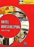 Hotel Housekeeping with VIdeo Cd by Malini Singh