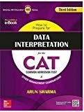 How to Prepare for Data Interpretation  for the CAT Old edition by Arun Sharma