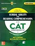 How to Prepare for Verbal Ability and Reading Comprehension for the CAT by Sharma