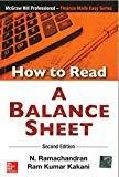 How to Read a Balance Sheet by Kakani Ramchandran