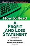 How to Read  Profit and Loss Statement by Kakani Ramchandran