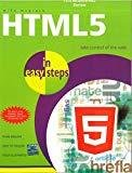 HTML5 by N/A In Easy Steps