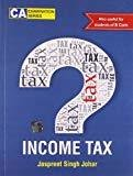 Income Tax by Jaspreet Singh Johar