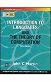 INTRODUCTION TO LANGUAGES AND THE THEORY OF COMPUTATION SIE by John Martin