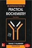An Introduction to Practical Biochemistry by David Plummer