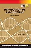 INTRODUCTION TO RADAR SYSTEMS SIE by Merrill Skolnik