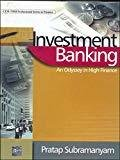 Investment Banking by Pratap Subramanyam