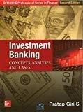 Investment Banking by Pratap Giri