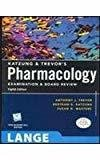 Lange Katzung  Trevors Pharmacology Examination And Board Review Old by Bertram Katzung