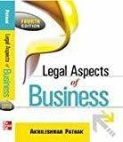 Legal Aspects of Business by Akhileshwar Pathak