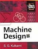 MACHINE DESIGN by S Kulkarni