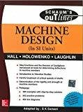 MACHINE DESIGN IN SI UNITS SIE by Alfred Hall
