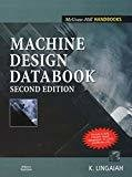 Machine Design Databook - Second Edition by K. Lingaiah