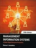Management Information Systems A Global Digital Enterprise Perspective by Jawadekar
