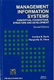Management Information System Conceptual Foundations - Structure and Development by Gordon Davis