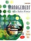 Management of a Sales Force by Rosann Spiro