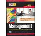 Management Leading and Collaborating in the Competitive World SIE by Thomas Bateman
