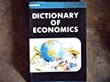 Dictionary of Economics by Sudesh Kumar