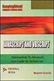 Keeping Ahead - Java Script and VB Script by Benjamin Aumaille