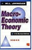 Macro-Economic Theory by M. L. Jhingan