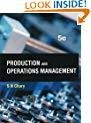 Production and Operations Management                        Paperback S. Chary | Pustakkosh.com