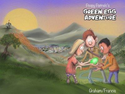 Green Egg Adventure